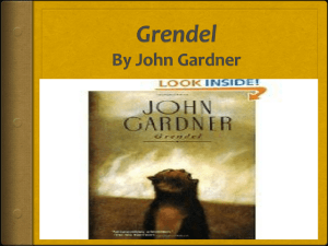 Grendel Power Point