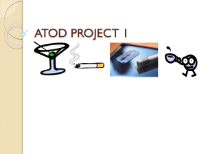 ATOD PROJECT