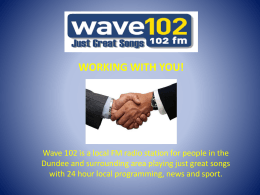 The Wave 102 Promise!