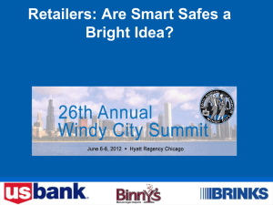 Retailers: Are Smart Safes a Bright Idea?