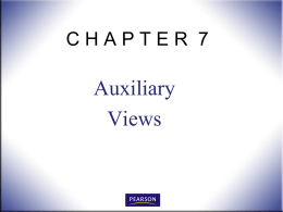 Lecture 6 _Auxilary view