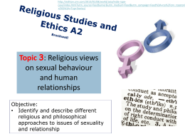 sexual ethics 2
