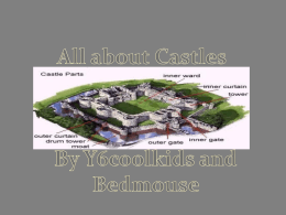Motte and Bailey Castles