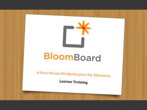 Learner Training PowerPoint