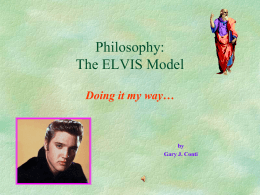 PowerPoint with Elvis - Conti