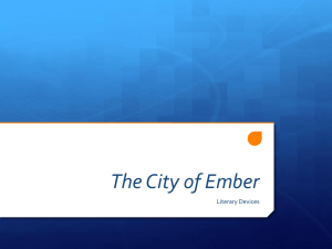 The City of Ember - Spring Lake Park Schools