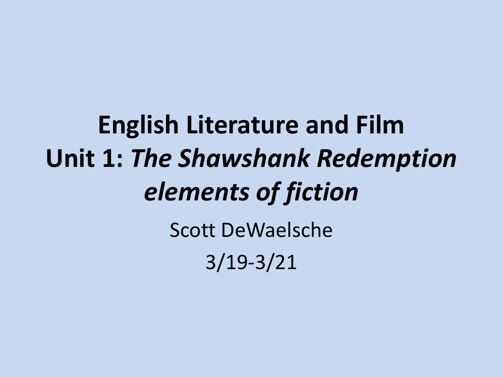 time to kill film and literature english literature essay Literature essay topics help you to narrow down on a certain idea or detail, it is important to choose the essay topics you are interested in below are the examples of good literature essay topics: why does hamlet delay taking revenge on claudius the characters of hamlet and horatio.