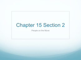 Chapter 15 Section 2 - East Lycoming School District