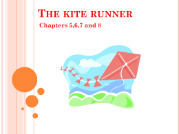 The_kite_runner_chapters_5,6,7,_8