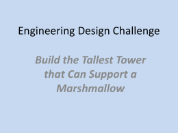 Engineering Design Challenge PP