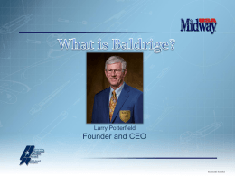 What is Baldrige? - America Needs Baldrige!