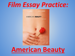 promote or hinder cultural diffusion american beauty essay practice mrsmacadam
