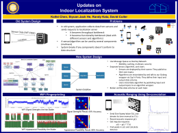 Indoor Localization System