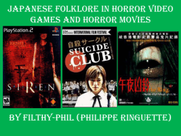 why we crave horror movies pdf