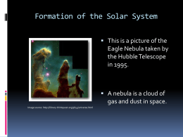 Formation-of-the-Solar-System