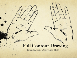 Full Contour Drawing