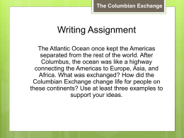 Buy Essay Papers Online American History Columbian Exchange Good Vs Evil Macbeth Essay Example Thesis Statement Essay also International Business Essays Study And Homework Help  Tutoring  Pierce College District  The  Health Essays