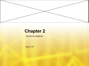 Click here for Chapter 2/Section 1 Economics