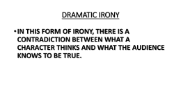 "11-3 PPT notes: ""Irony, Logical Fallacy, and Characterization"""