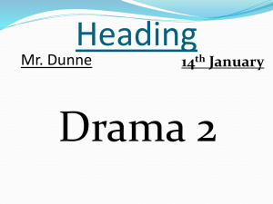 Drama 2 - WordPress.com