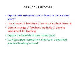 Assessment-for-Learning