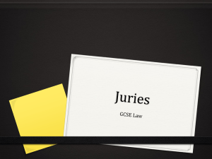 Juries - Weebly
