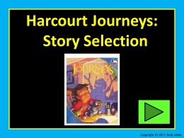 Unit 3 Lesson 15 Story Selection Ecology for Kids