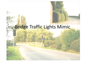 Bridge Traffic Lights Mimic