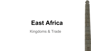 East Africa
