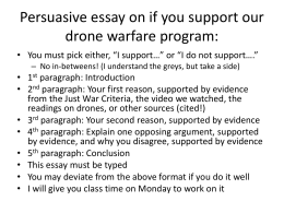 stranger in the village questions 5 paragraph essay on if you support our drone warfare
