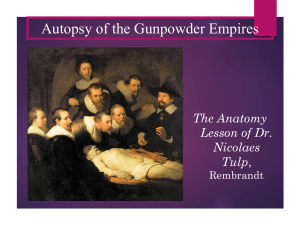 PPT: Autopsy of an Empire