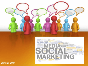 Social & Digital Marketing