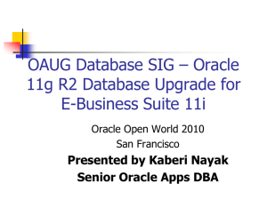 Strategies to Move Forward with Oracle Forms: What