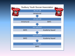 What is the Academy Squad?
