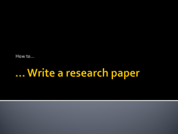 how-to-write-a-research