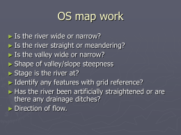 OS Map Work Questions