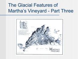 Glacial Features of MV - Part Three - final copy