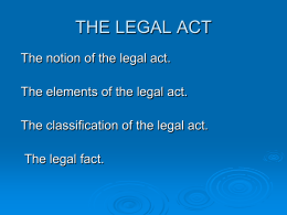 the_legal_act