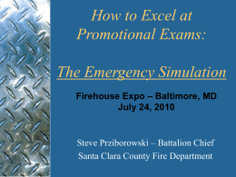 click here - Code 3 Fire Training & Education