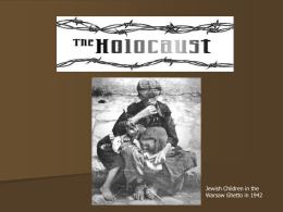 10.1_Introduction to the Holocaust