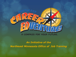 Northeast EdVenture Presentation