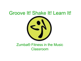 Groove It Powerpoint