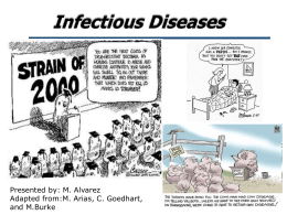 Infectious Diseases, AIDS and Immune Response