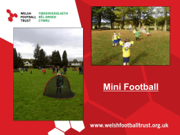 - Welsh Football Trust