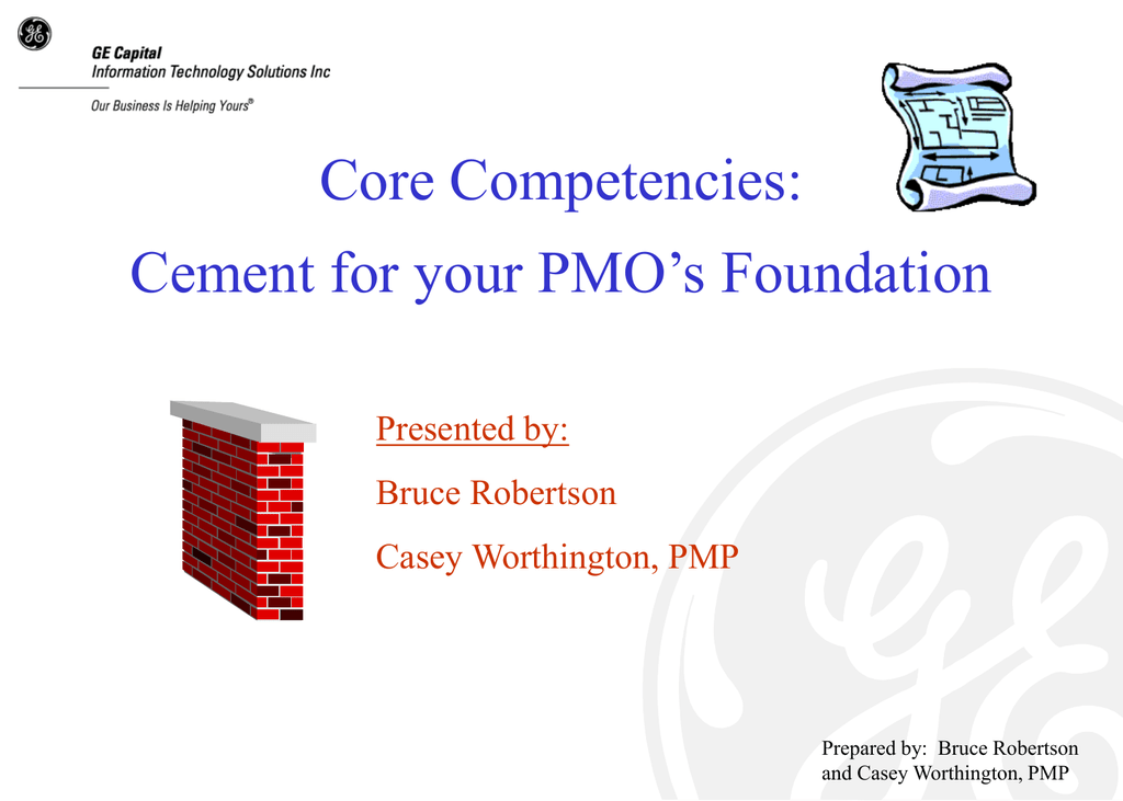 PM Core Competency Matrix
