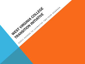 WV-College-Transition