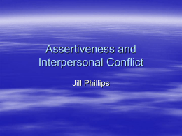Assertiveness_and_Interpersonal_Conflict