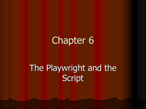 Chapter 6 - theatrestudent