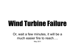 the growing incidence of turbine fires