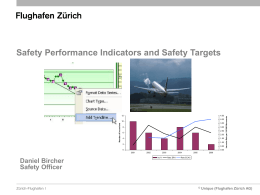 Safety Performance Indicators